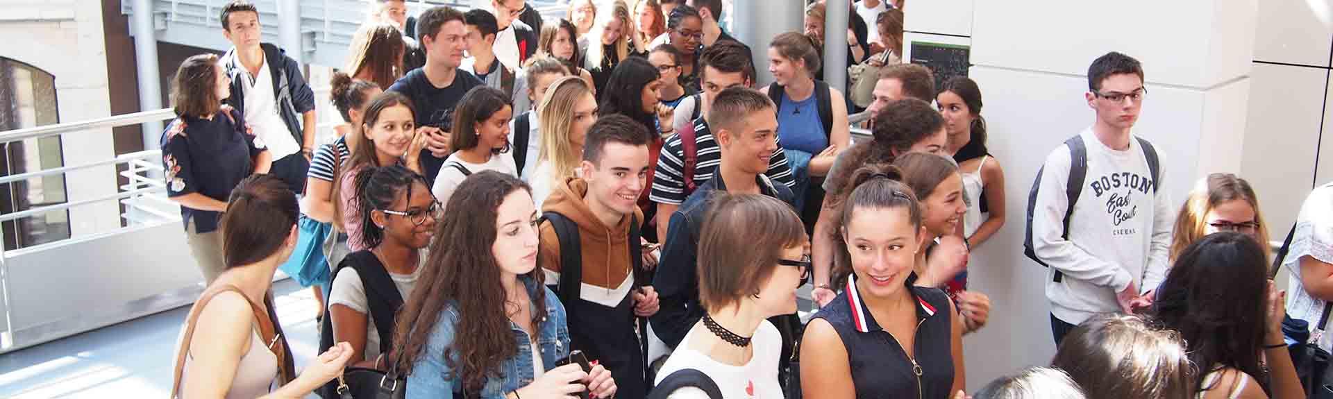 Candidater en école de sciences à Lyon