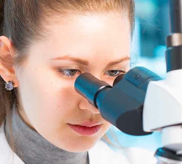 Laboratoire de biotechnologie à Lyon