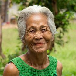 femme asiatique agée témoignage DU santé internationale ESTBB