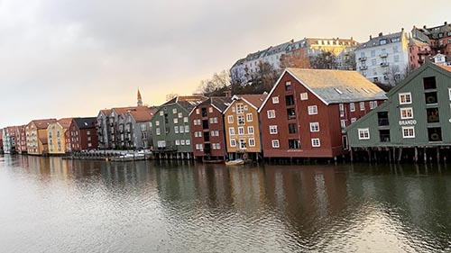études en Norvège
