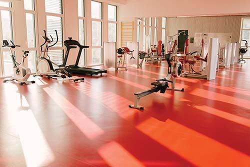 Salle de sport UCLy