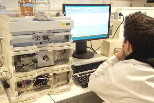 Laboratoire biochimie estbb